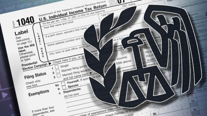 IRS illegal?