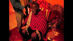 You are about to see a 'miracle' happen to Credo Mutwa – but it is only reality as it really should be