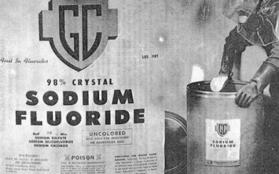 Germans & Russians Used Fluoride to Make Prisoners 'Stupid & Docile'