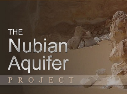Fossilized Water: Libya's Nubian Sandstone Aqufier Project