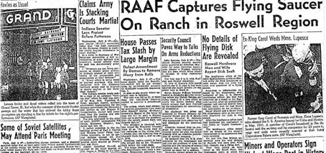 Bashar on the Roswell UFO Crash