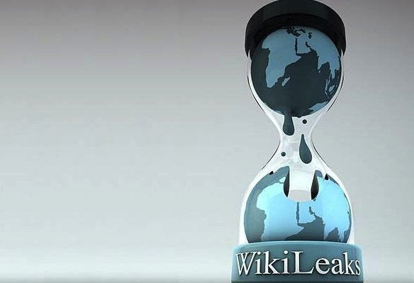 Wikileaks : the Magus in deep black