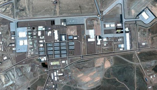 How we know about Area 51 in the first place