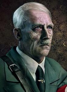 Aged Hitler