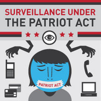 The Patriot Act Anniversary Week Round-Up