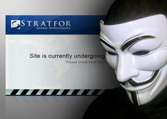 RELEASE: Anonymous Hands Over Stratfor Emails to Wikileaks