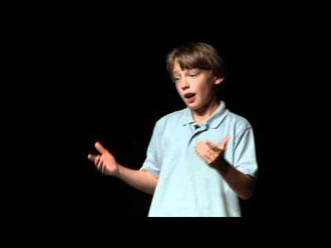11 Year Old Kid Tells Monsanto Where to Shove-it
