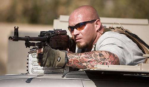 "War on Drugs ""Transferred"" to Private Mercenaries Including Blackwater"