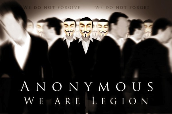 A Message from House of Anonymous
