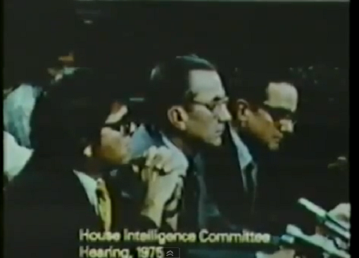 CIA Admits Using News To Manipulate the USA (1975)