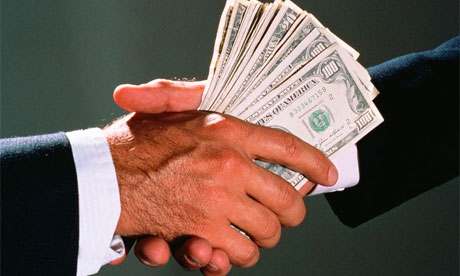 LOBBYING: Closer to Bribery, or Extortion?