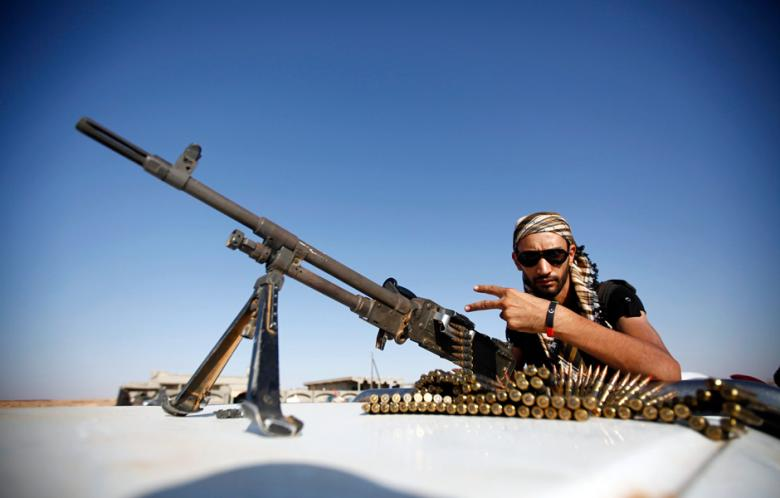"US Mercenary ""Took Part"" in Gaddafi Killing; Sent to Assist Syrian opposition"