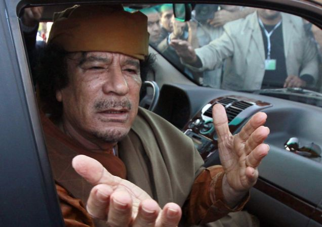 UK intelligence collusion with Muammar Gaddafi's Libya 'exposed'