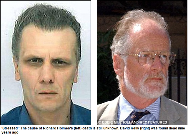 Suicide Riddle of Weapons Expert Who Worked With David Kelly