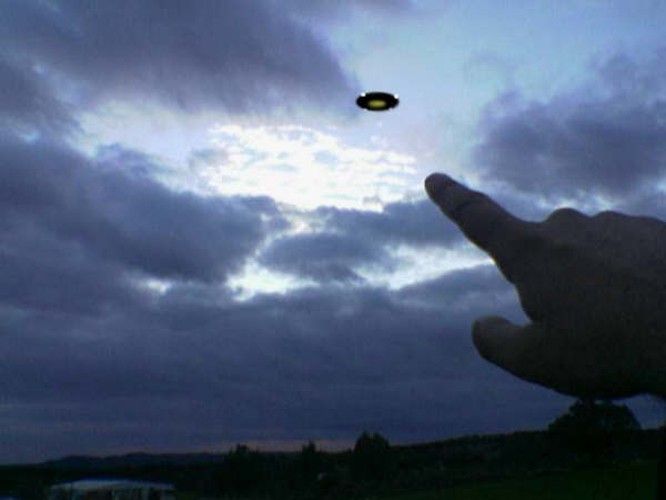 Scientific Study of the UFO Phenomenon