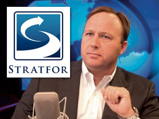 Alex Jones a Stratfor Double Agent?