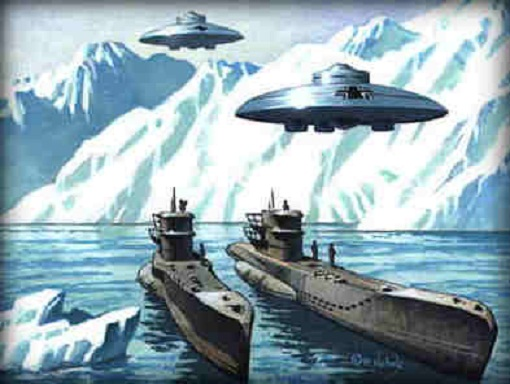 The 'New Berlin' base: Nazis in the Antarctic