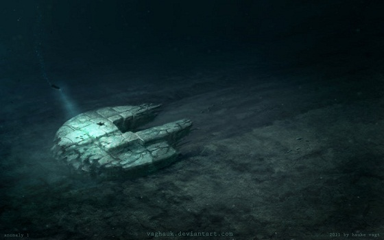 Ocean X Research Team Discovers  Mysterious Egg Shaped Object on Baltic Seabed