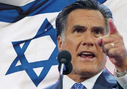 Mitt Romney: An Agent of The State of Israel