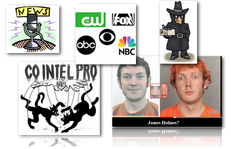 July 25, 2012 – DCMX Radio: Who is James Holmes, Media News Manipulation & Creating Your Preferred Reality