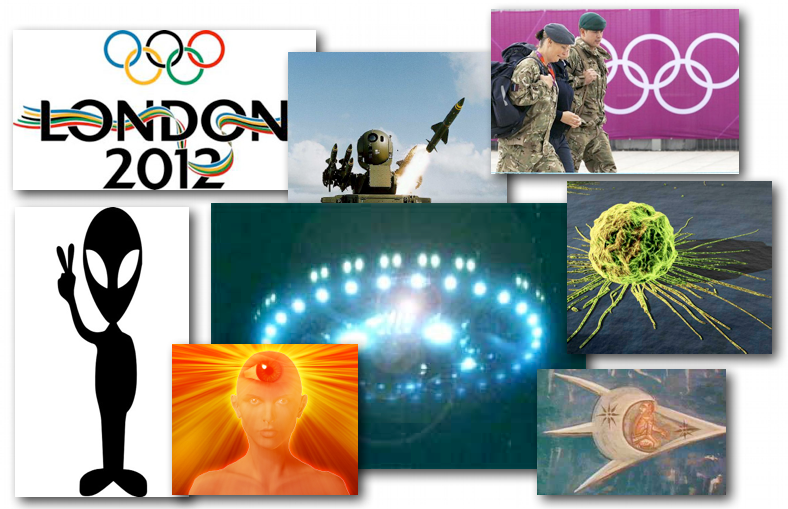 July 26, 2012 – DCMX Radio: London Olympics, Intro to Extra-Dimensional, Psychic Powers, & Hidden Cancer/Disease Cures