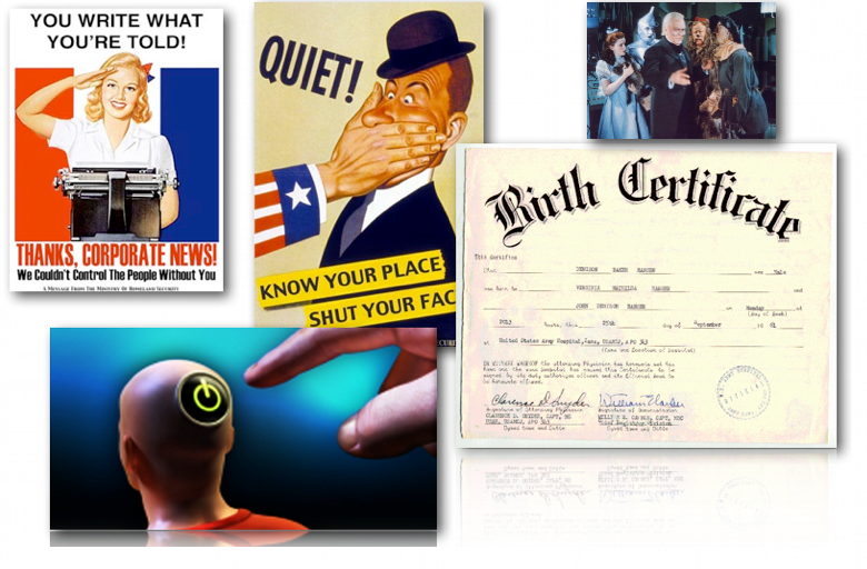July 27, 2012 – DCMX Radio:  Week's News Highlights, Truth About Your Birth Certificate, Gov Propaganda, & Unplugging Yourself!