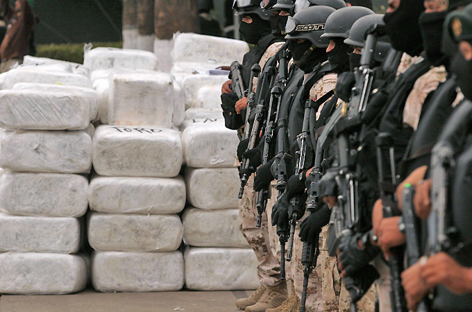 Mexican Official: CIA 'Manages' Drug Trade