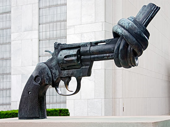 UN Gun Ban Treaty Leaked – The Elite Are Gunning for your Guns!