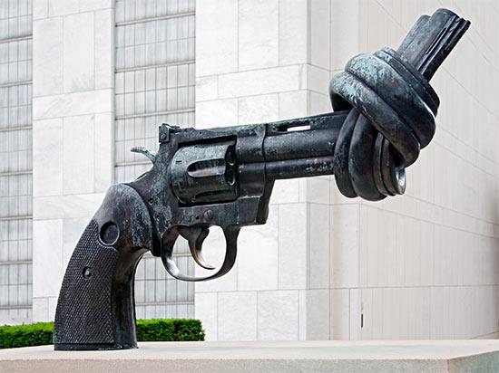 UN Gun Ban Treaty Leaked – The Elite Are Gunning for your Guns!