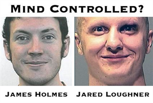 Aurora Massacre: Several Links Between James Holmes and US Gov't Research