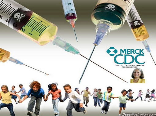 Merck Vaccine Fraud Exposed by Two Merck Virologists; Company Faked Results