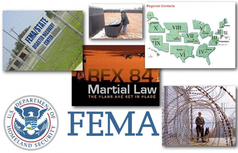 August 21, 2012 – DCMX Radio: The Facts Around FEMA Camps, Locations, The Plans, Executive Orders & the UN Connection