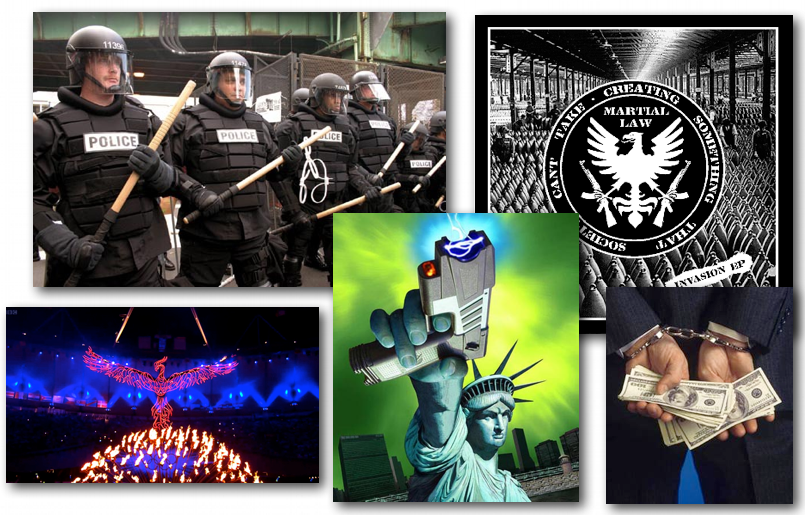 August 9, 2012 – DCMX Radio: MARTIAL LAW: Red Alert Warning Signs, Insider Trading, Aug 11th Numerology & Olympics Symbolism