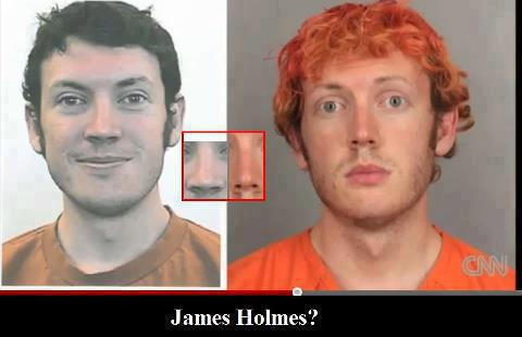 James Holmes: Yearbook Photo vs Arrest Photo DOESN'T MATCH – Not The Same Person