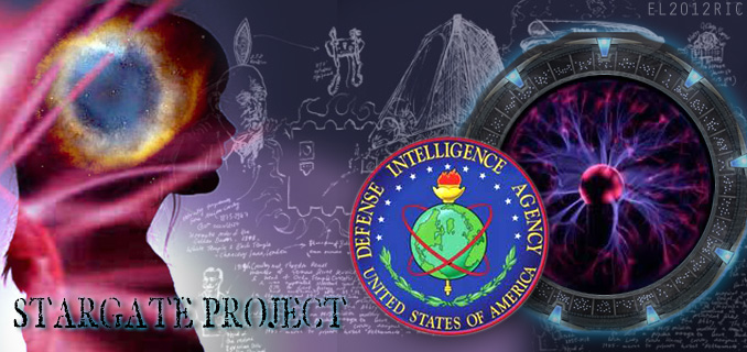 The Stargate Project : Psychic Warriors and the CIA