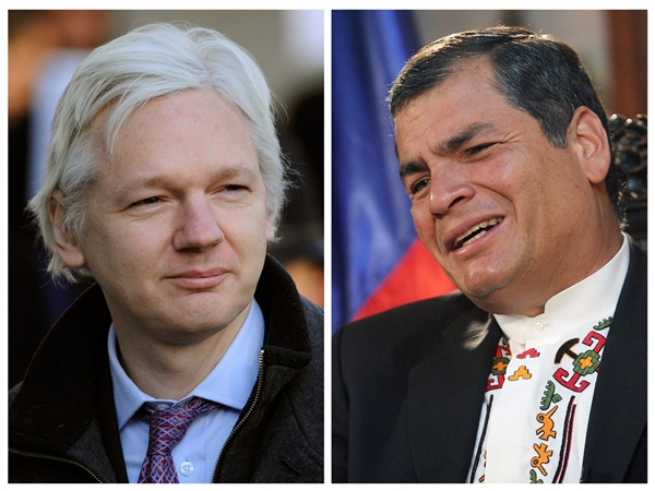 International Laws Decoded: Can The UK Withdraw Diplomatic Status From the Ecuadorian Embassy?