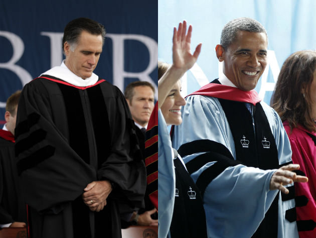 Barack Obama And Mitt Romney Are Essentially The Same Candidate: 40 Points That Prove It