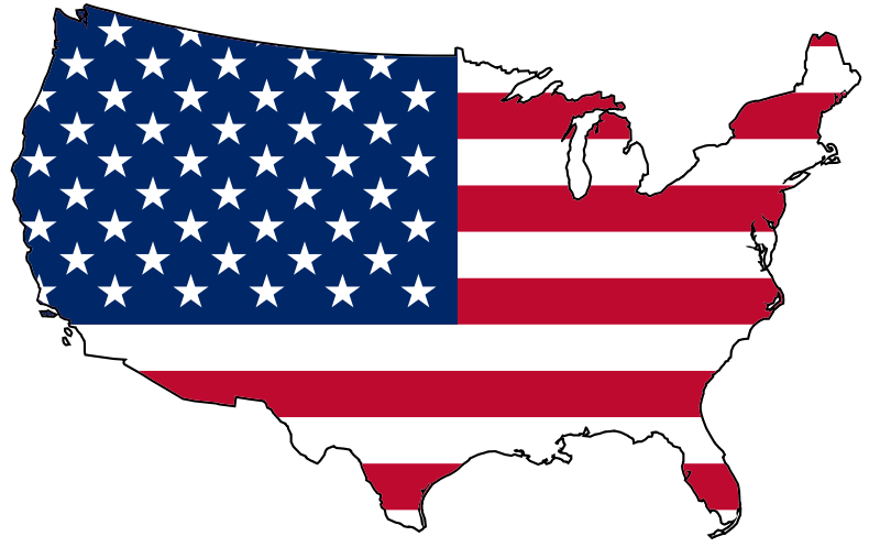 usa-flag-map