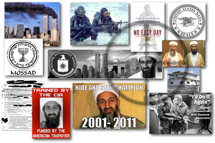 September 10, 2012 – DCMX Radio: Osama Bin Laden CIA History & Al-Queda Puppets Exposed, Navy SEAL Fake-Leak for History Cover-Up