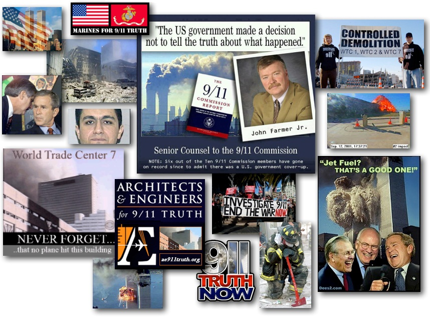 September 11, 2012 – DCMX Radio: 9/11 Tribute Episode: Truths Exposed, Undisputed FACTS, Government Cover-Up & Complicity, Official Version Conspiracy Theory