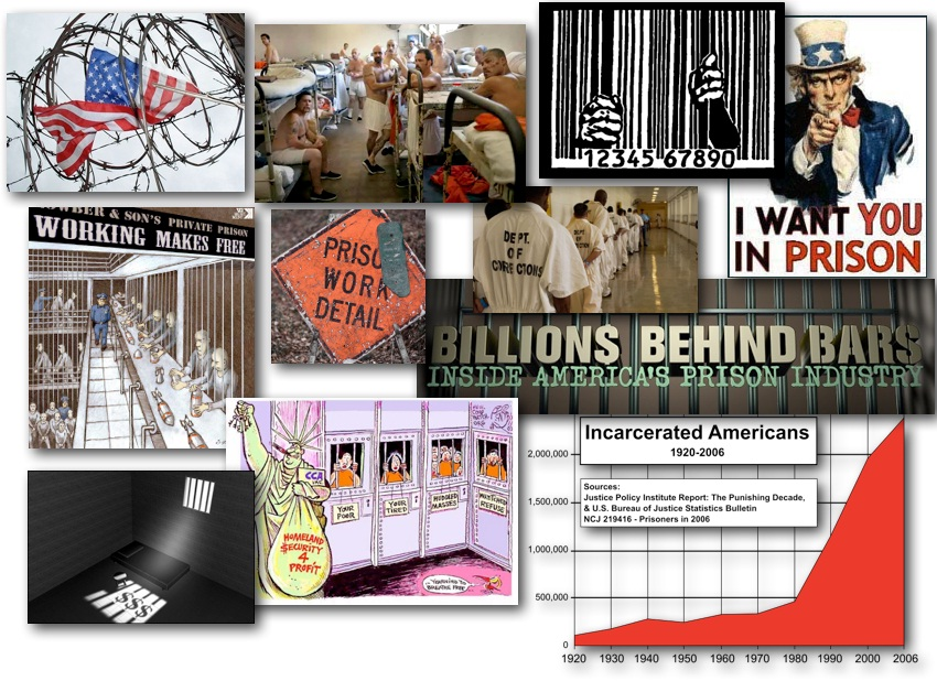 September 6, 2012 – DCMX Radio: Prisons For Profit: Introduction to the Prison Industrial Complex, Slave Labor Camps, Privatization, & USA's Explosive Incarceration Figures