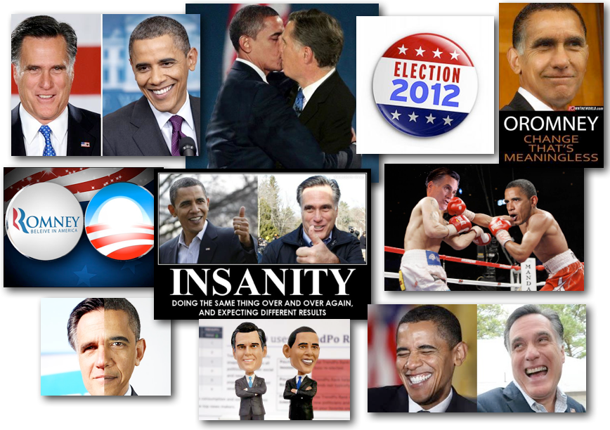 September 7, 2012 – DCMX Radio: Obama & Romney Are The Same Candidate, The Puppet Show Exposed, Everything You Didn't Know About Obamney For President