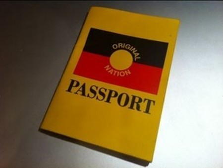 Native Australians Grant Julian Assange Aboriginal Passport In Official Ceremony