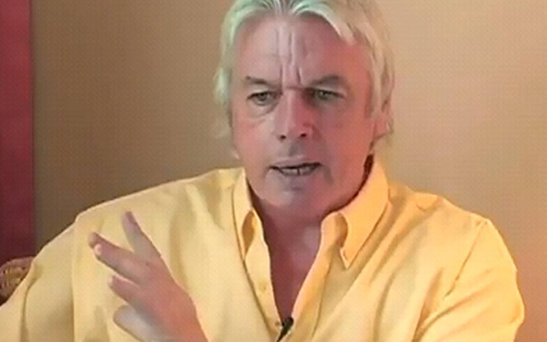 David Icke: The Bystander Effect…. It`s all.. ME…ME…ME!