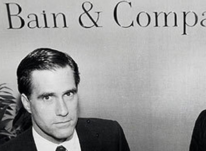 Romney's First Project with Bain in 1977: Help Protect, Propel Monsanto Inc