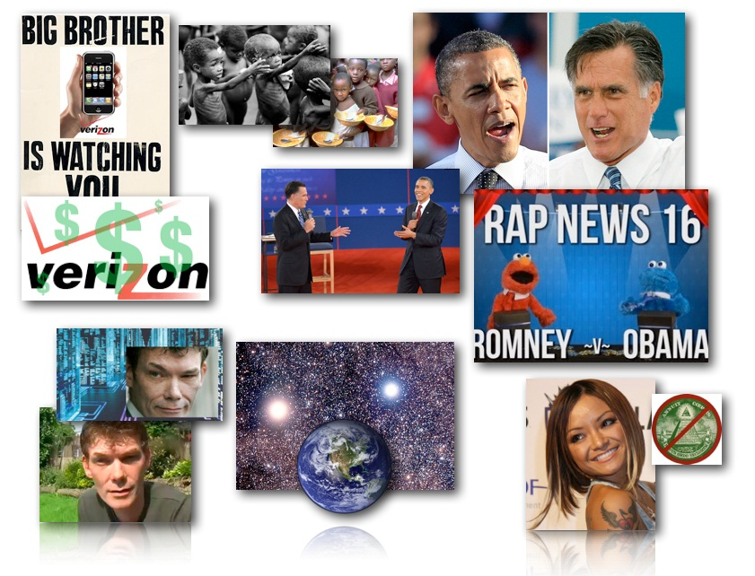 October 16, 2012 – DCMX Radio: Romney Obama Debate Insanity, Green Party Arrests, Activist Censorship, Verizon Spying, New Planet Found?
