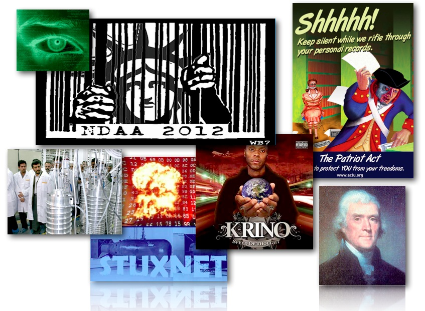 October 2, 2012 – DCMX Radio: NDAA Appeals Update, Patriot Act Crushing 1st Amendment, Hacking & ZeroDays, Banking Situation