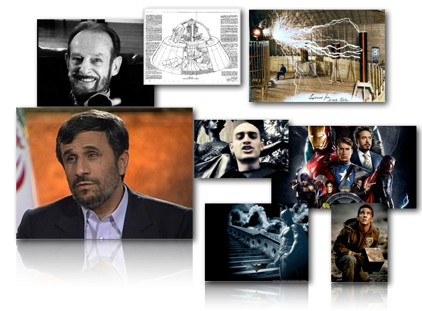 October 4, 2012 – DCMX Radio: Gordon Novel Tribute, Iran's Thoughts on the World, Free Energy in Hollywood, Signs of being Awake