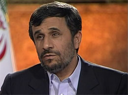 "Banned in USA: Interview of Iranian President Amadinejad ""We Want Peace for Humanity, Not Bombs"""