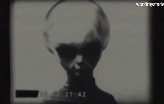 INCREDIBLE: Vintage Leaked Alien Footage?
